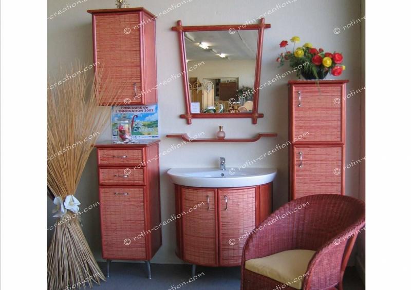 Salle de bain rouge chine salle de bain teinte rouge chine - Salle de bain rouge ...